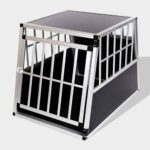 Aluminum Dog cage Large Single Door Dog cage 65a 06-0768 Aluminum Dog cage Large Single Door Dog cage 65a 06-0768